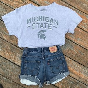 Vintage Michigan State Tee